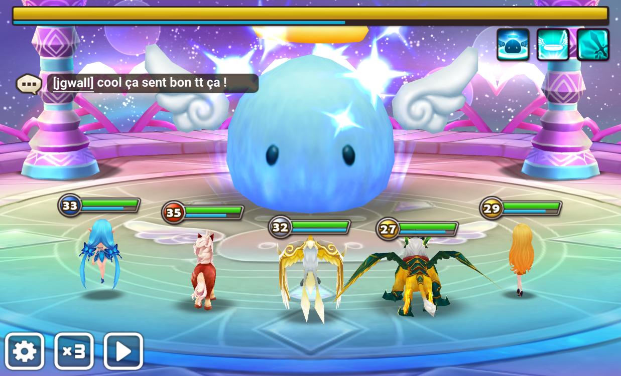 Meine 5-Sterne-Monster können richtig gut austeilen und punkten auch mit passiven Fähigkeiten.