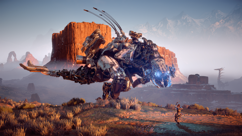 Horizon Zero Dawn – Donnerkiefer