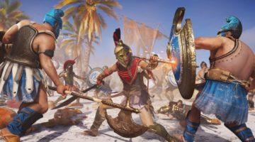 Sichert euch Assassin's Creed Odyssey zum spar-tanischen Preis